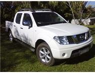 Nissan Navara 2.5 DCI Double Cab 4x2 Manual - Hardly Used!!!