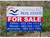 R 429 000 | Vacant Land for sale in Da Gama Bay St Helena Bay Western Cape