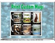 Get this unique Mug printing business