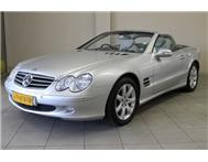 Mercedes Benz - SL 500 Roadster (225 kW)