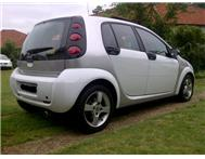 2005 Smart for Four passion Automatic