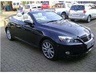 2010 LEXUS IS250 Cabriolet