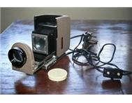 Second Hand Mini Slide Projector Kit (Minolta 35) in Audio & Visual Western Cape Muizenberg - South Africa