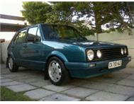 VW Golf 1.8i CTI original condition