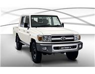Toyota - Land Cruiser 79 4.2 D Pick Up Double Cab