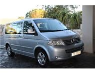 2005 VW CARAVELLE 2.5 TDi (T5) 128kw MANUAL 6-SPEED