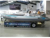 Falcon 6.4m Rubber Duck w/ 150hp Mariner