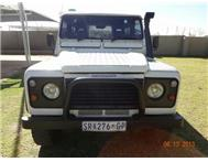 1999 LAND ROVER DEFENDER 90 CSW