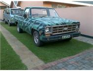 1974 Chev C10 Custom (Lichtenburg)