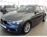 2012 BMW 1 SERIES 120d 5-door