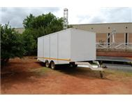 Super Sound Stage and Trailer