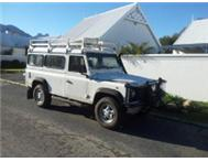 Land Rover Defender 110 2.8i Hard Top Gen Hard Top