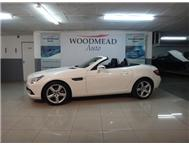Mercedes Benz - SLK 200 Blue Efficiency 7G-Tronic