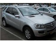 Mercedes Benz ML 320 CDI A/T Gauteng