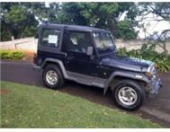 Rocsta Jeep 4x4- in daily use
