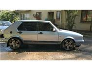 1992 VW GOLF 1.8 SPORT WITH VELOCITI DASH