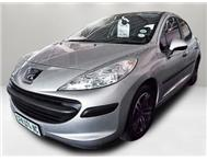 2009 Peugeot 207 XR PLUS 1.4 VTi