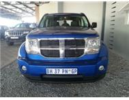 Dodge Nitro 2.8CRD SXT for sale