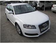 Audi - A3 Sportback 1.4 T FSi Attraction