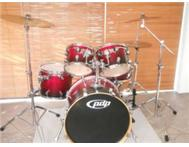Standard PDP drumkit for sale