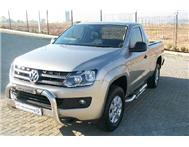 Volkswagen (VW) - Amarok 2.0 Bi-TDi (120 kW) Single Cab Trendline 4Motion