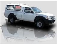 Drive and own a new Nissan Harbody 2.4i LWB from R 3099 p/m