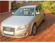 Audi A4 Multitronic New shape