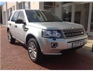 2013 Land Rover Freelander 2 SD4 S