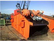 6X16 ALLIS CHARMERS DOUBLE DECK Dewatering Screen In Excellent Condition @