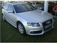 2010 AUDI A4 Avant 1.8T Multitronic Ambition