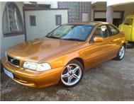 VOLVO T5 C 70 2 DOOR COUPE