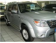 Ford - Everest 3.0 TDCi LTD Auto 4x4