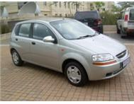 CHEVROLET AVEO 2005 HATCH