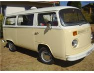 WANTED OLD VW KOMBI