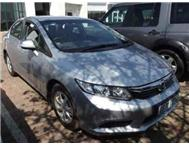 2013 HONDA CIVIC sedan 1.6 Comfort