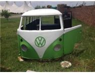 Split screen fleetline kombi