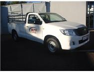 Toyota - Hilux (Facelift II) 2.0 VVTi Single Cab