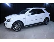 2011 MERCEDES-BENZ ML 63 Amg