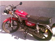 Accident damaged motorcycle for sale