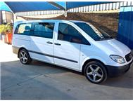 Mercedes Benz - Vito 115 2.2 CDi Crew Bus XL
