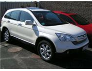 2007 HONDA CR-V AUTO. RELUCTANT SALE. FSH. AUTO. NO ACCIDENT