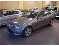 2010 MERCEDES-BENZ C-CLASS C180 Kompressor Avantgarde Auto