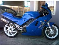 HONDA VFR400 a real head turner for sale or swop 4 ur car.