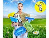 RENT A MAID DOMESTIC AND CORPORATE CLEANING AND PLACEMENTS