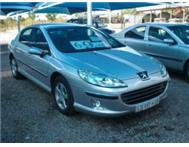 PEUGEOT 407 2.0 ST CONFORT 2006 MODEL SILVER COLOUR VERY NEAT