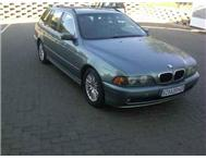 2002 BMW 5 SERIES 525i Touring AT
