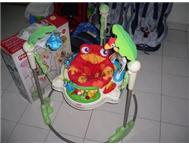 F/S; Fisher Price Rainforest Jumperoo in Baby Maternity & Toys Limpopo Haenertsburg - South Africa