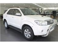 2011 Toyota Fortuner 3.0D-4D automatic