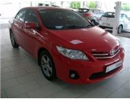 2013 Toyota Corolla 2.0D-4D Advanced