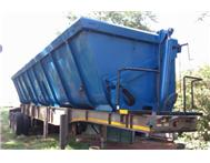 side tipper trailers to rent
